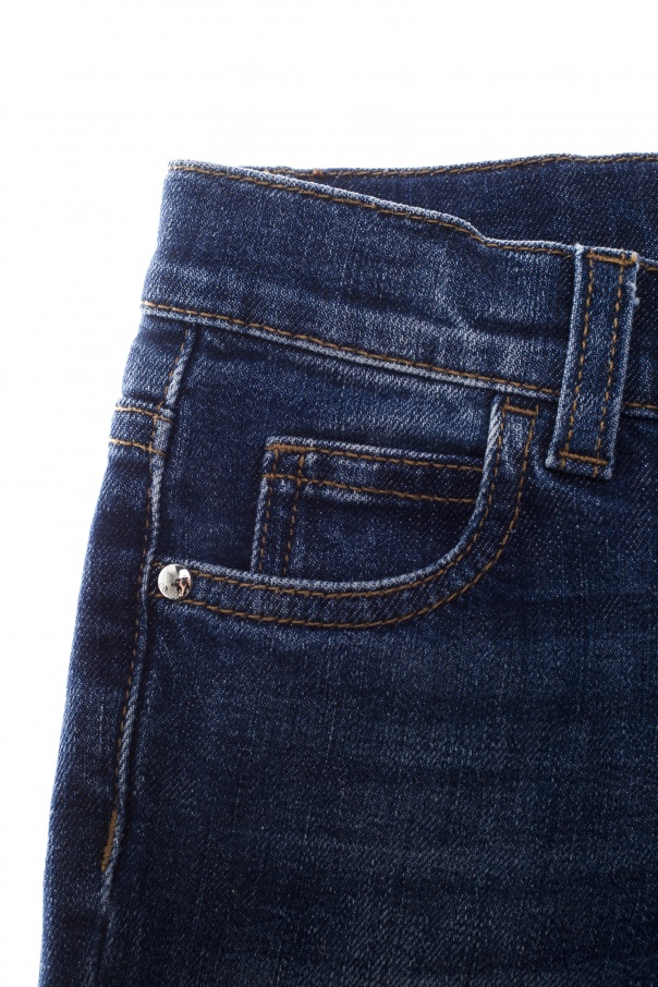 Jeans od Gucci Kids