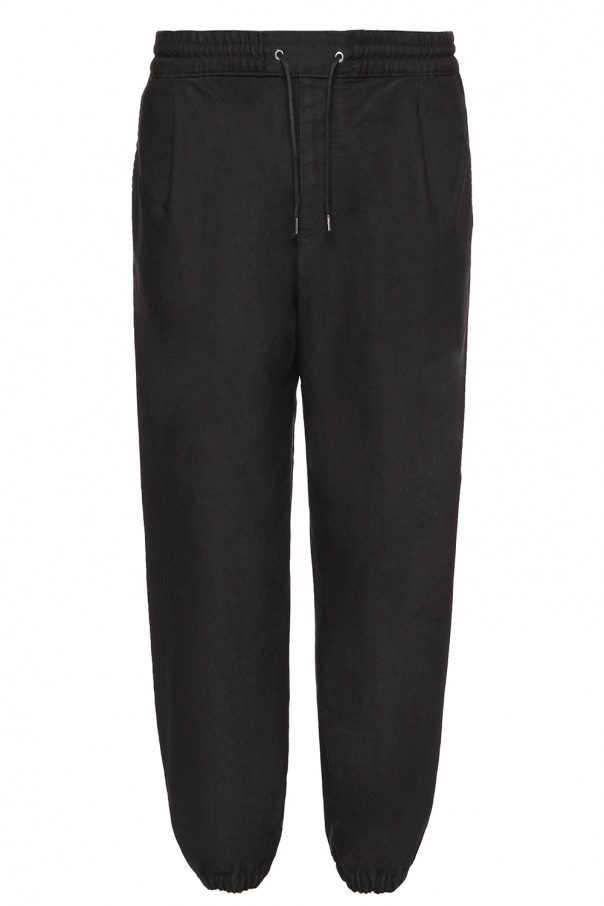 McQ Alexander McQueen Trousers with elasticated cuffs