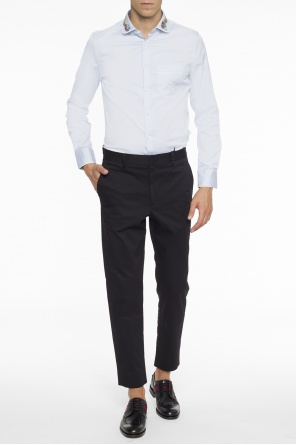 Tapered leg trousers od Gucci