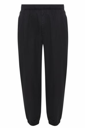 Wide pleated trousers od McQ Alexander McQueen