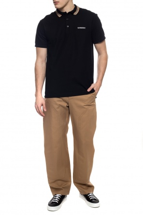 Trousers with several pockets od Burberry