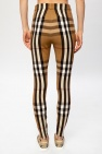 Burberry Patterned trousers