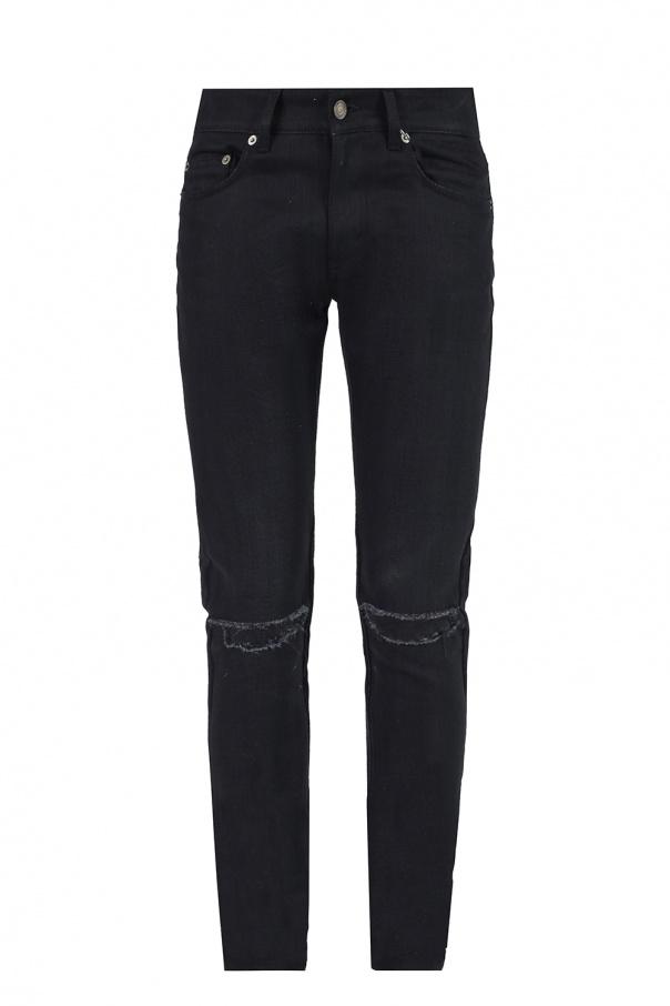 99f0e0fb2b5 Distressed skinny jeans Saint Laurent - Vitkac shop online
