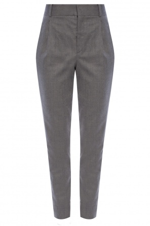 Tapered leg trousers od Saint Laurent Paris