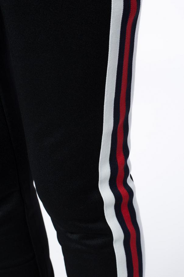 c52133e6496a3 Spodnie z lampasami Gucci - sklep internetowy Vitkac