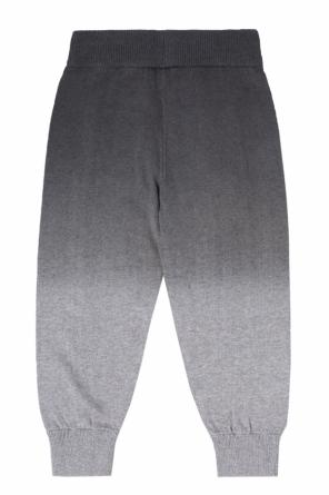 Shaded sweatpants od Stella McCartney Kids