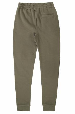 Elasticated cuff sweatpants od Stella McCartney Kids