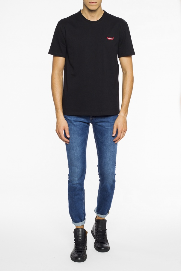 Tapered leg jeans od Stella McCartney