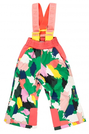 Camo ski trousers od Stella McCartney Kids