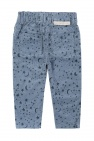 Printed trosuers od Stella McCartney Kids