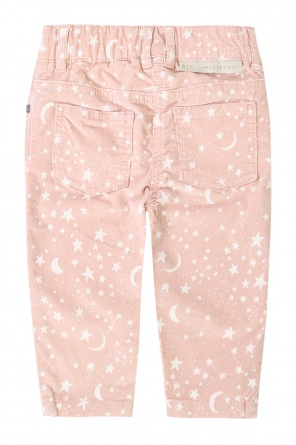 Printed trousers od Stella McCartney Kids