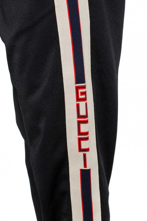 Sweatpants with logo od Gucci