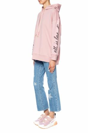 Patterned jeans with a star motif od Stella McCartney
