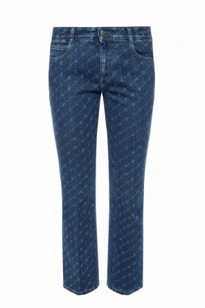 Patterned jeans od Stella McCartney