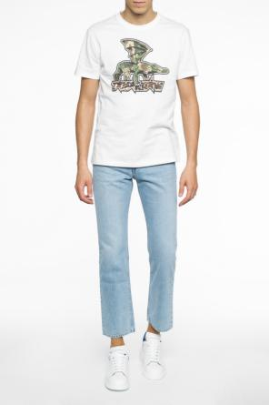Jeans with straight legs od Stella McCartney