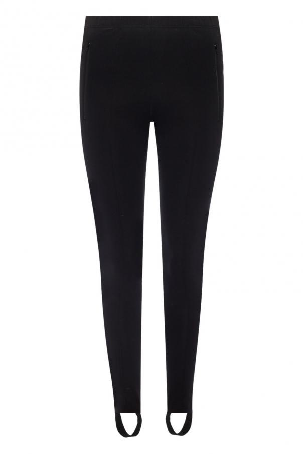Leggings with front crease od Balenciaga