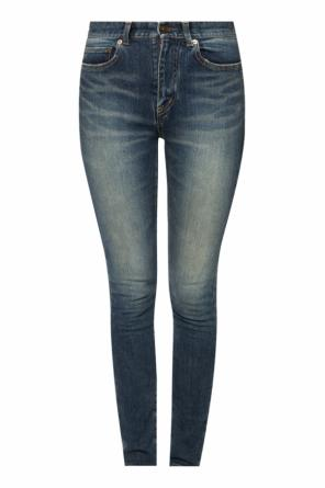 Tapered leg jeans od Saint Laurent