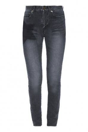 Skinny jeans od Saint Laurent
