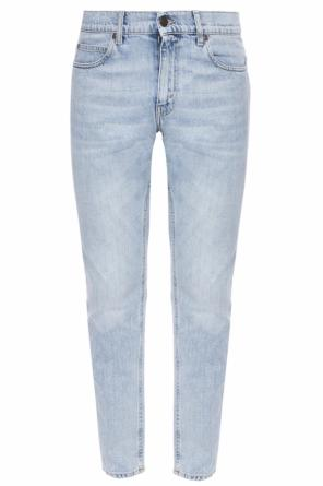 'pale blue' skinny jeans od Stella McCartney