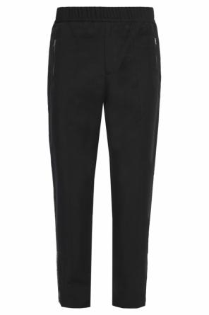 Zipped cuff trousers od Stella McCartney