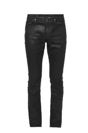 Tapered leg jeans od Saint Laurent Paris