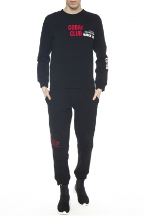 Sweatpants with lettering od McQ Alexander McQueen