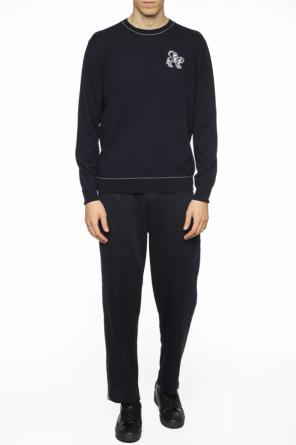 Side-stripe trousers od Stella McCartney