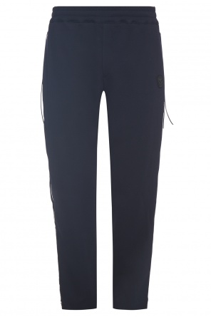 Trousers with zips od Alexander McQueen
