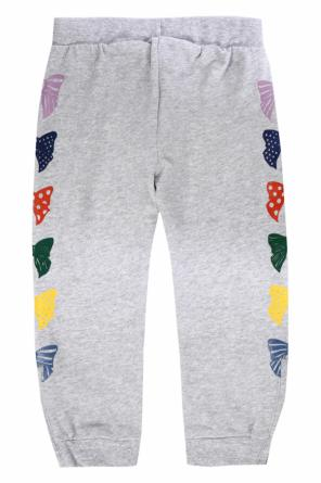 Printed sweatpants od Stella McCartney Kids