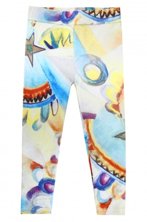 Patterned  swimming leggings od Stella McCartney Kids