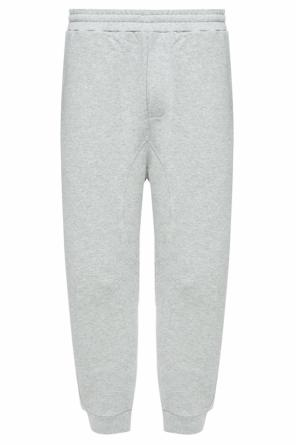 Dropped crotch sweatpants od McQ Alexander McQueen