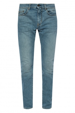 Narrow leg jeans od Saint Laurent