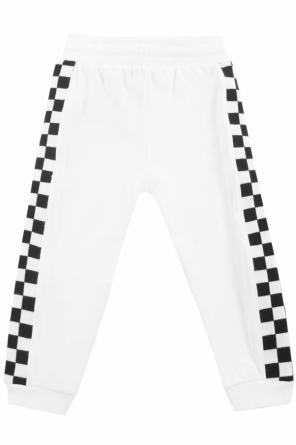Side-stripe sweatpants od Stella McCartney Kids
