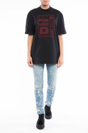 Distressed jeans od Alexander Wang