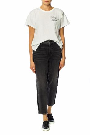 Patchwork trousers od Alexander Wang