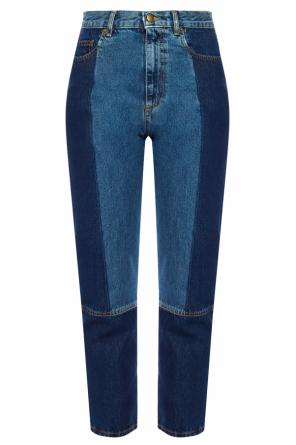 Jeans with tapered legs od McQ Alexander McQueen