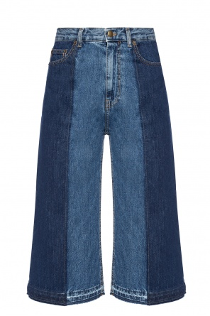 Cropped jeans od McQ Alexander McQueen