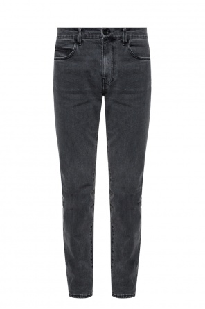 Patched jeans od McQ Alexander McQueen