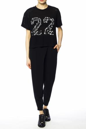 Wide trousers od Stella McCartney