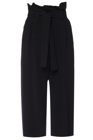 High-waisted wide trousers od Stella McCartney