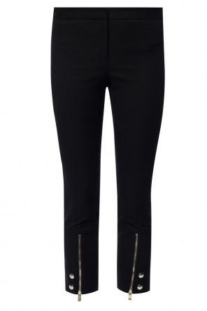 Tapered leg trousers od Alexander McQueen