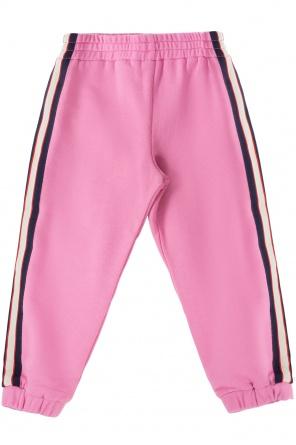 57bf594636bba  sylvie web  sweatpants od Gucci Kids   ...