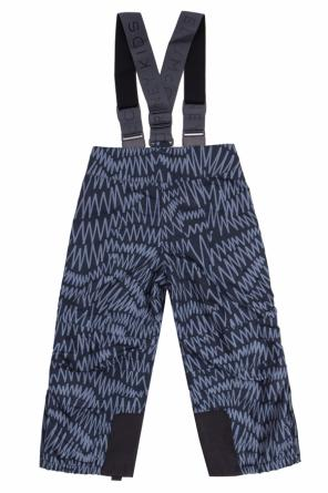Ski pants with suspenders od Stella McCartney Kids