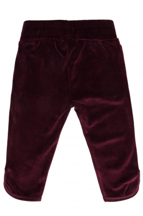 Velvet trousers od Stella McCartney Kids