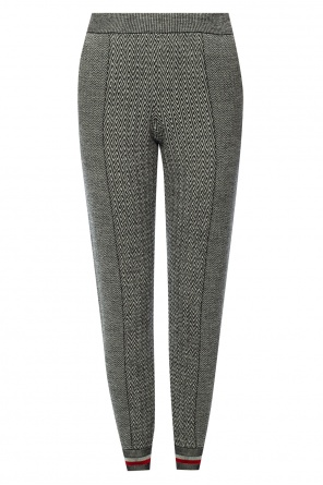 Embroidered trousers od Stella McCartney