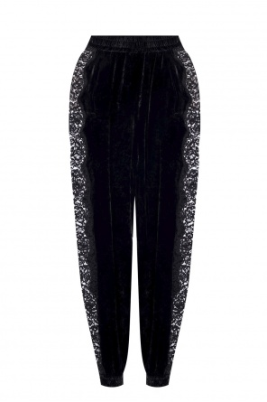 Trousers with lace od Stella McCartney