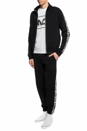Sweatpants with stripes od McQ Alexander McQueen
