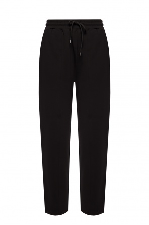 Logo-embroidered sweatpants od McQ Alexander McQueen