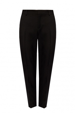 Pleat-front trousers od Saint Laurent
