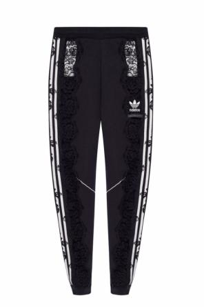 Sweatpants with openwork inserts od Stella McCartney